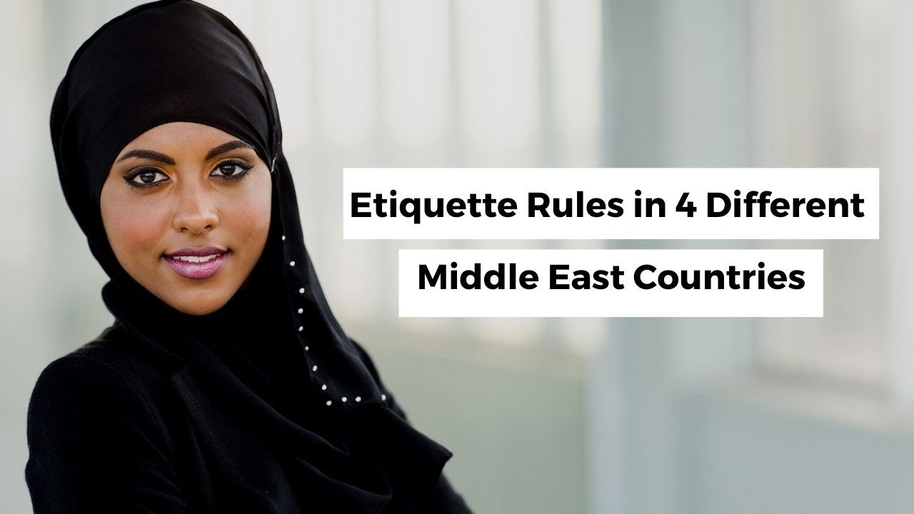 Etiquette Rules in 4 Different Middle East Countries   ITTT   TEFL Blog