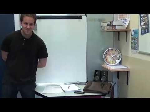 English Lesson – Future Perfect Tense