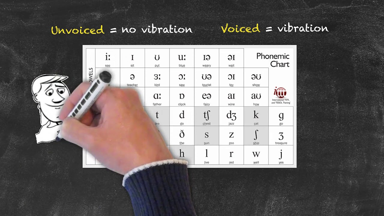 Pronunciation and Phonology in the EFL Classroom – Consonants and Vowels