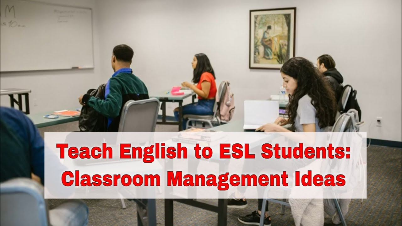 How to Keep Your TEFL Classroom Well-Managed | ITTT | TEFL Blog