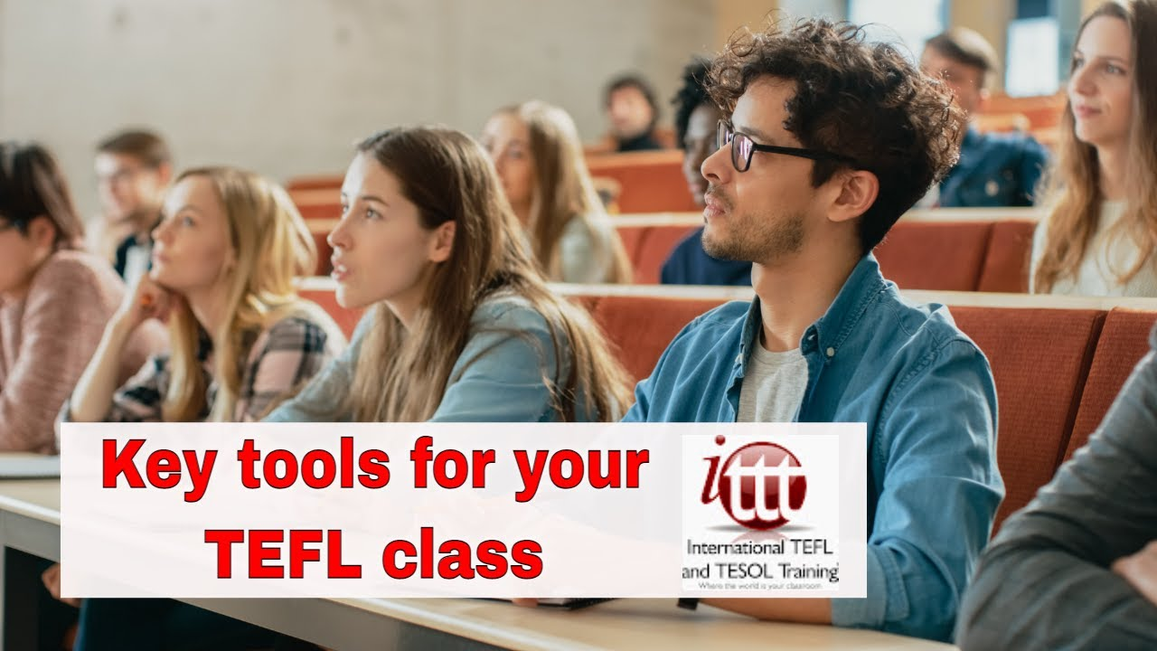 The Key Tool to Keep Your TEFL Class Managed: Body Language