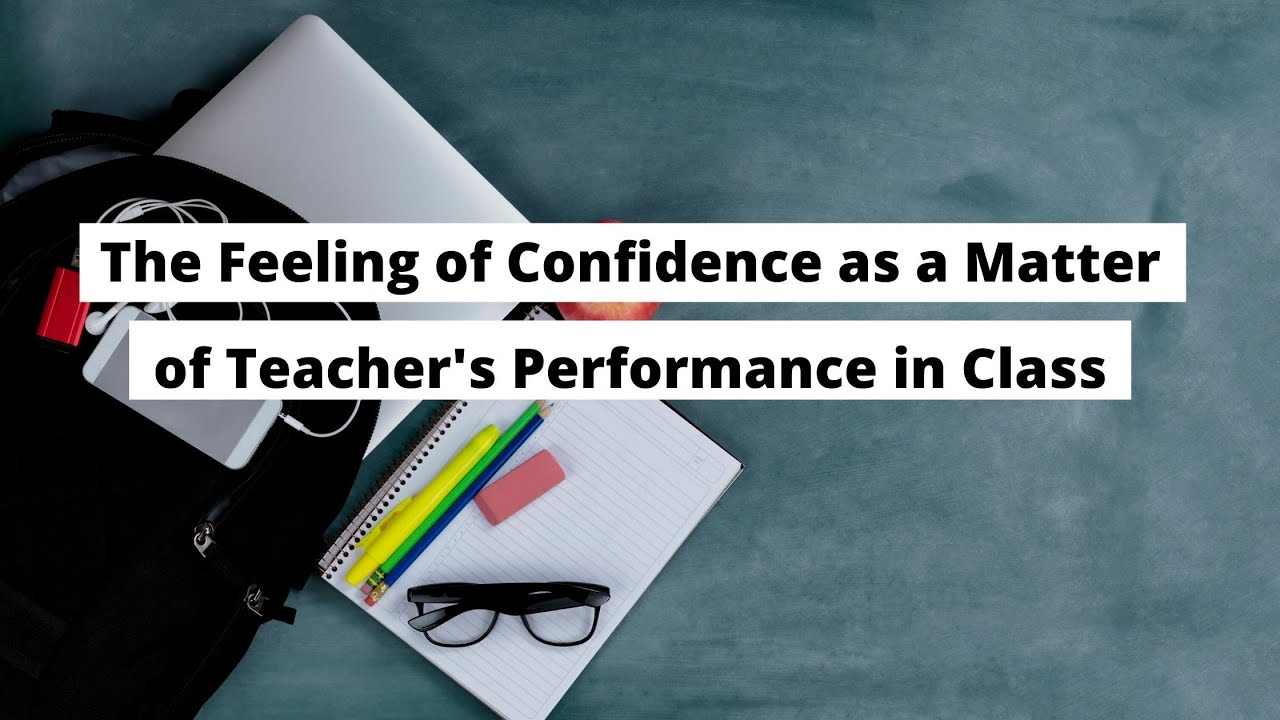 Teacher's Confidence in the ESL Class   ITTT   TEFL Blog