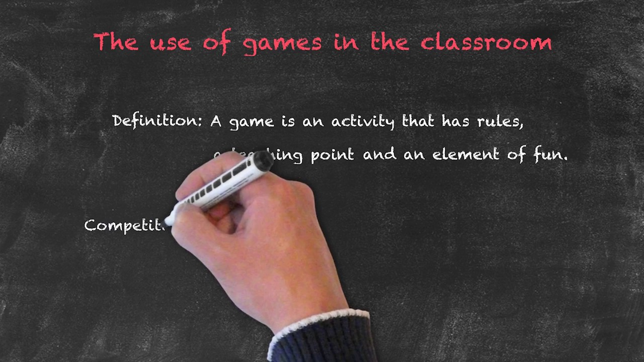 Productive and Receptive Skills in the EFL Classroom – Use of Games