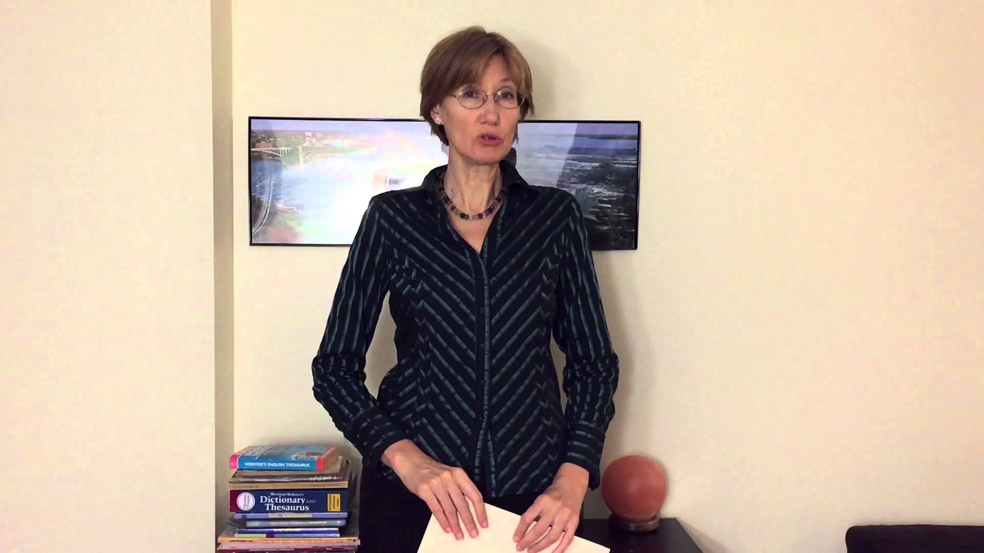 TESOL TEFL Video Testimonial – Iryna