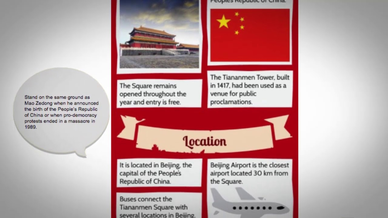 What is the history of Tiananmen Square?