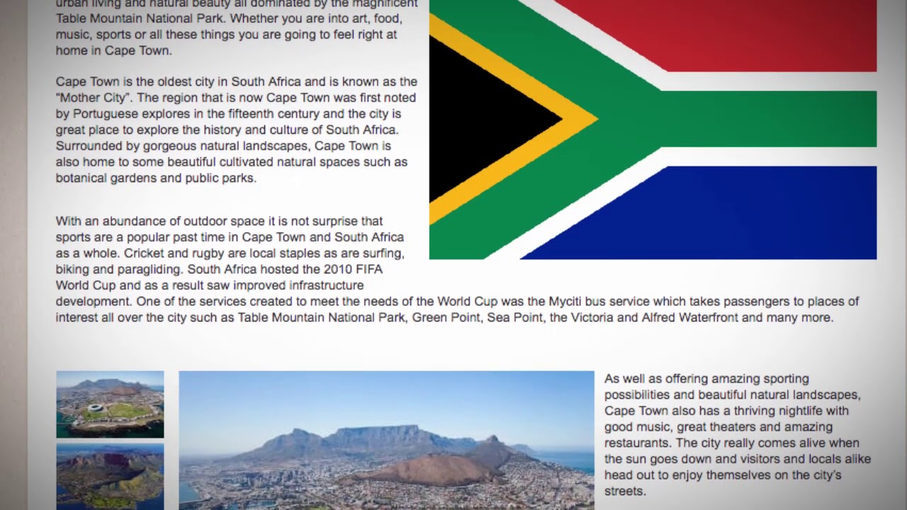 TESOL Course in Cape Town, South Africa | Teach & Live abroad!