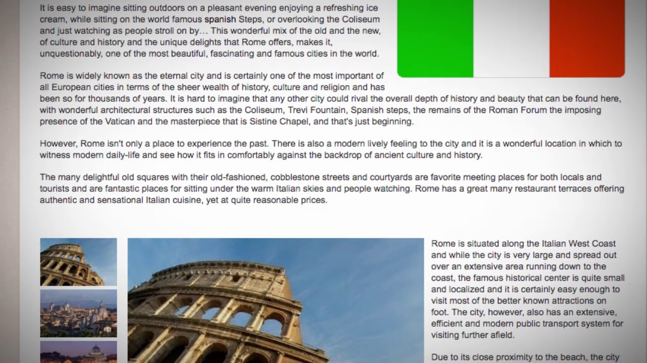 TESOL Course in Rome, Italy   Teach & Live abroad!