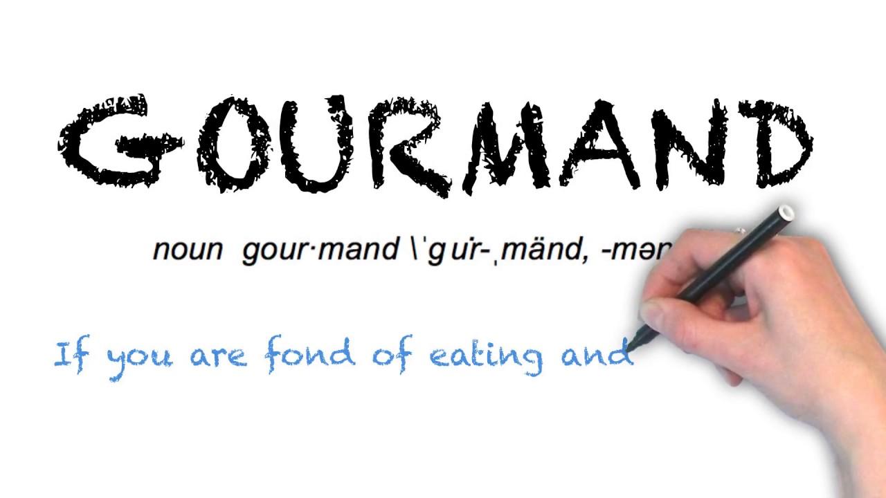How To Pronounce 'GOURMAND' | Ask Linda! | Pronunciation