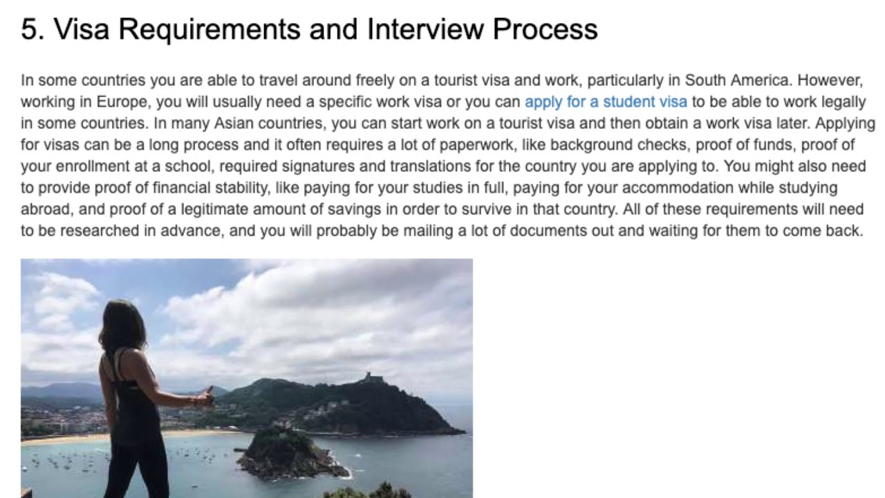The How To Guide to Prepare for Your Teaching Job Abroad   ITTT TEFL BLOG