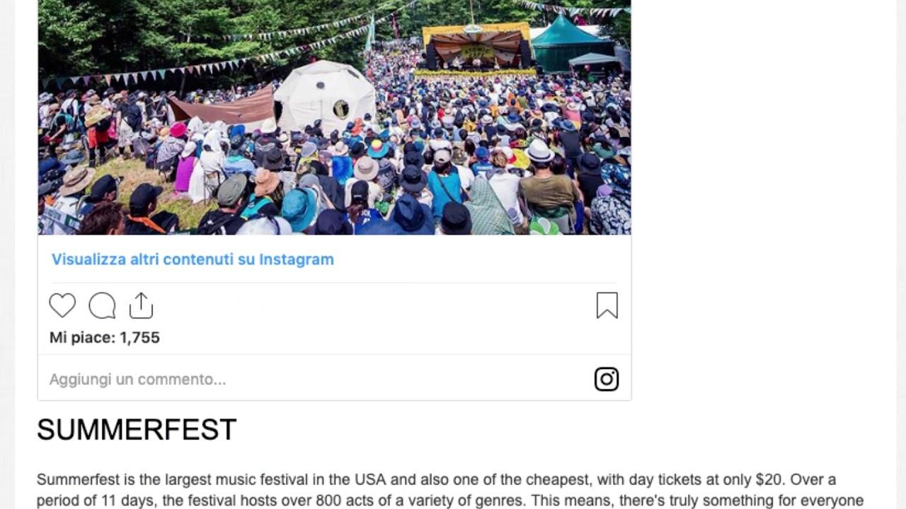 10 Amazing Music Festivals Around The World | ITTT TEFL BLOG