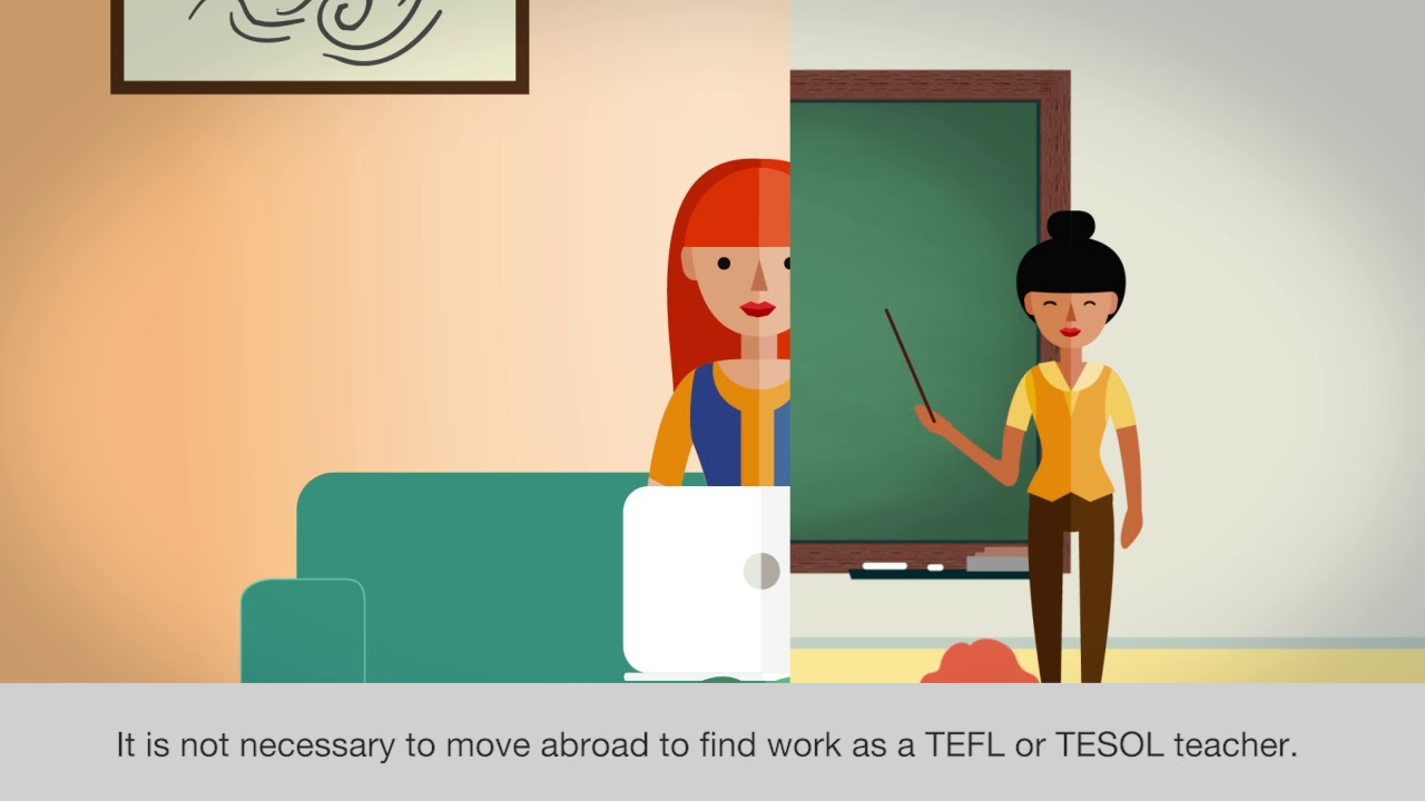 What can you do with a TEFL /TESOL certificate?