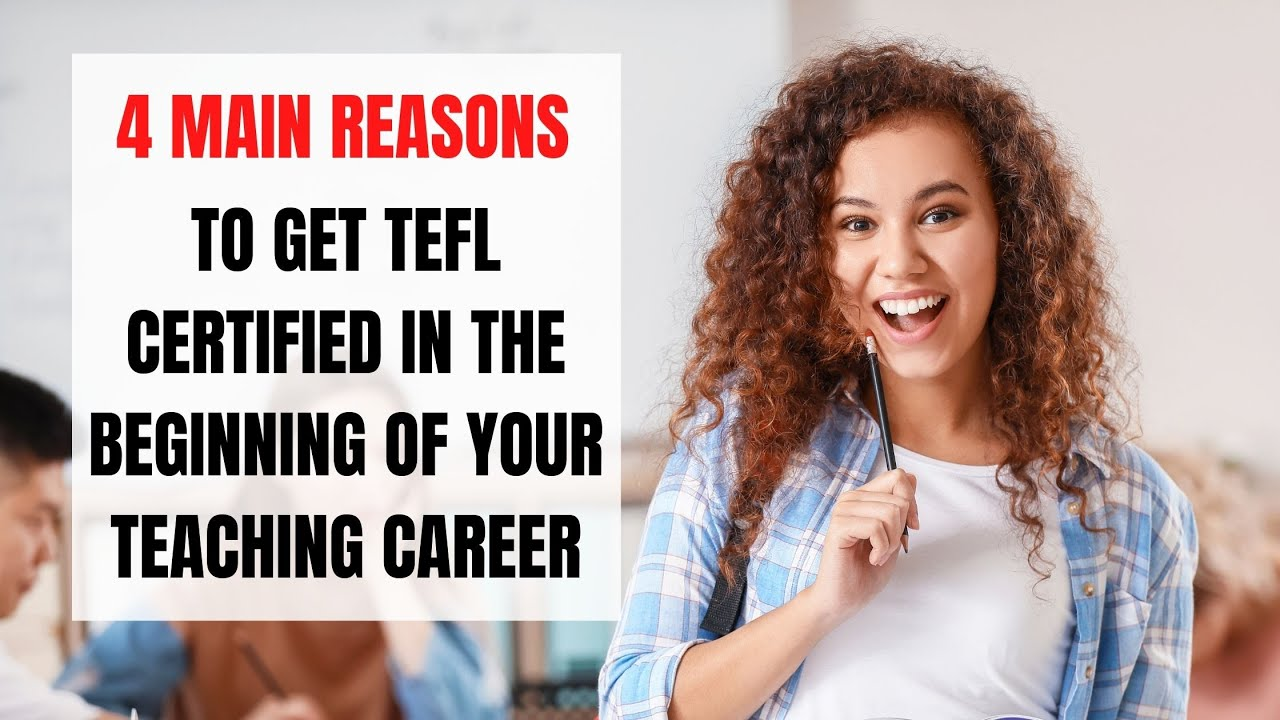 Why Completing a TEFL Course is a Good Idea for EFL Teachers   ITTT   TEFL Blog