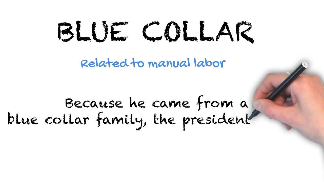 Blue Collar | Ask Linda! | Idioms