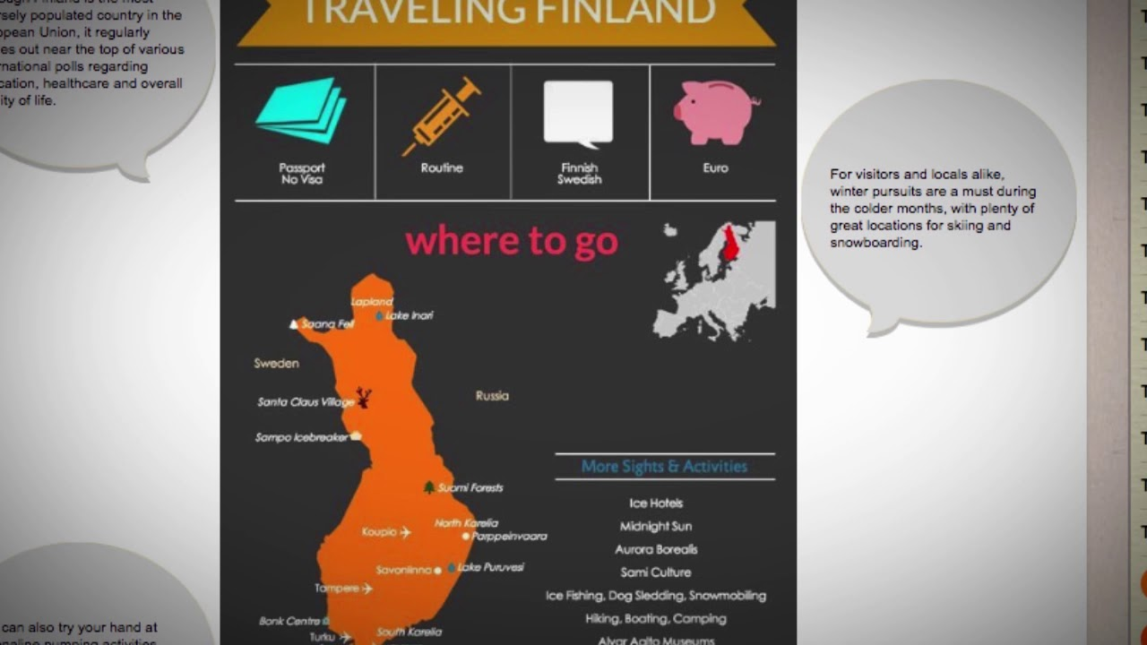 What are the best travel tips for Finland?