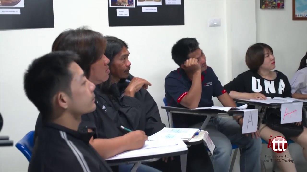 EFL Sample Lesson – Study Phase – Worksheet Feedback