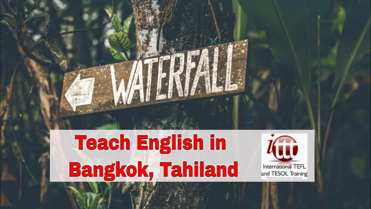 Teaching English Abroad: Bangkok, Thailand
