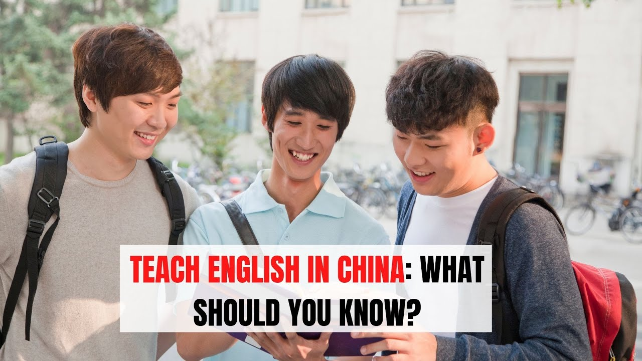 6 Facts about Teaching English in China | ITTT | TEFL Blog