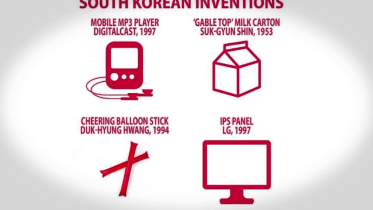 What are some fun facts about South Korea?