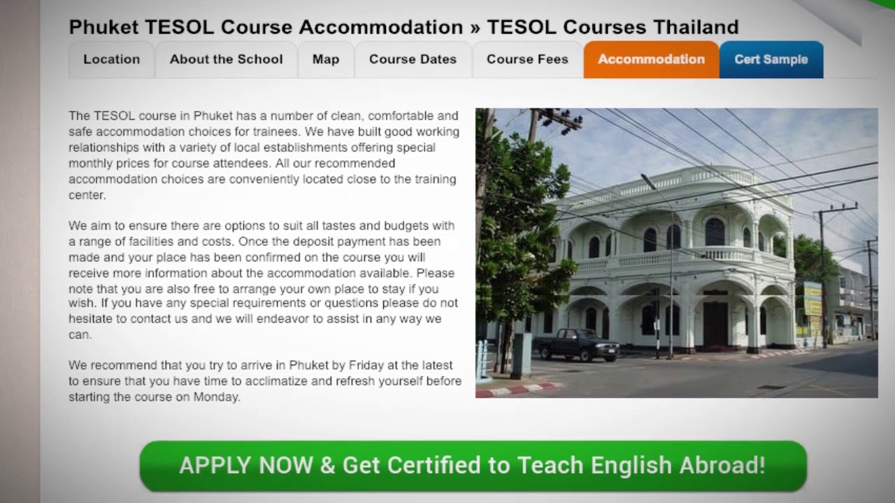 Everything You Need To Know About Teaching English in Thailand   ITTT TEFL BLOG