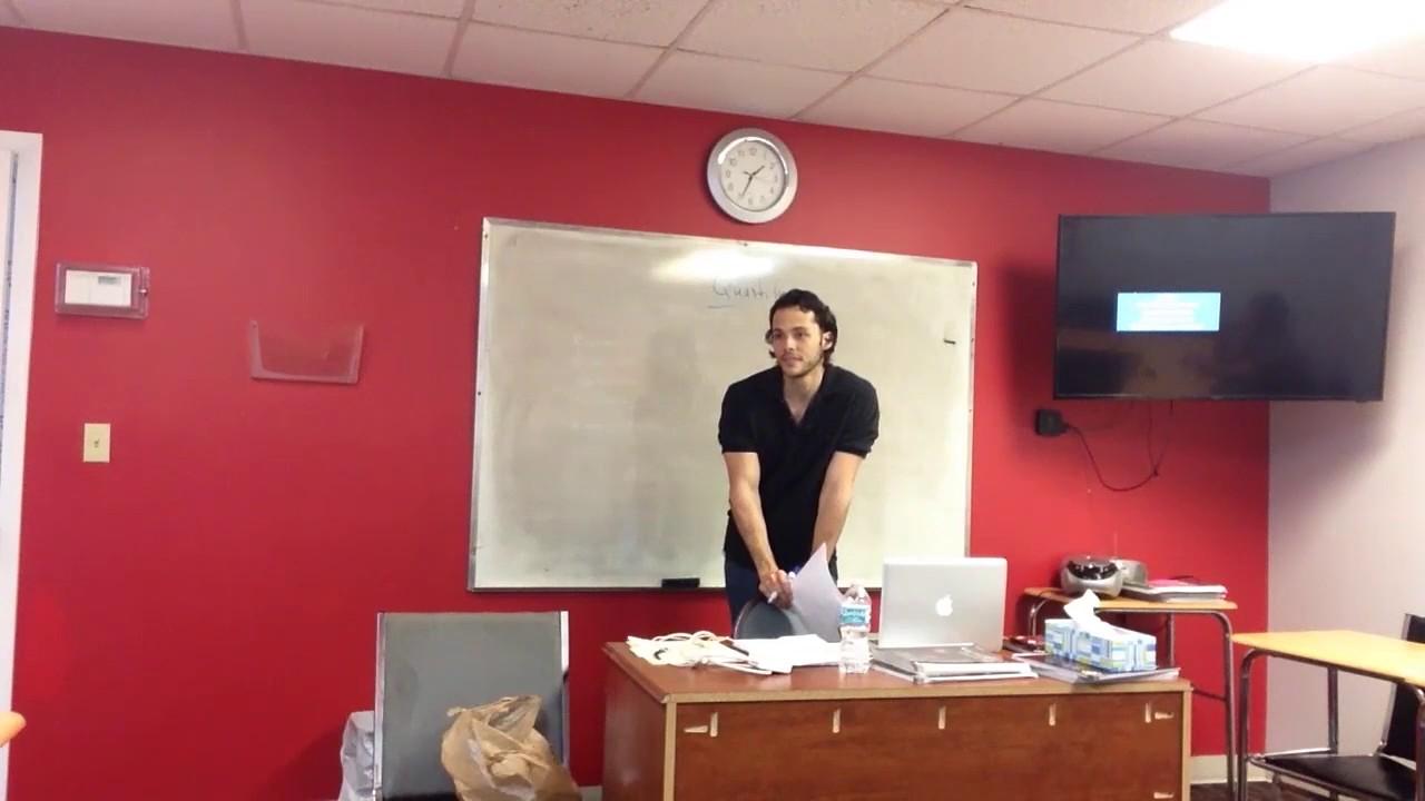 Richard Capalbo OTP Lesson 2