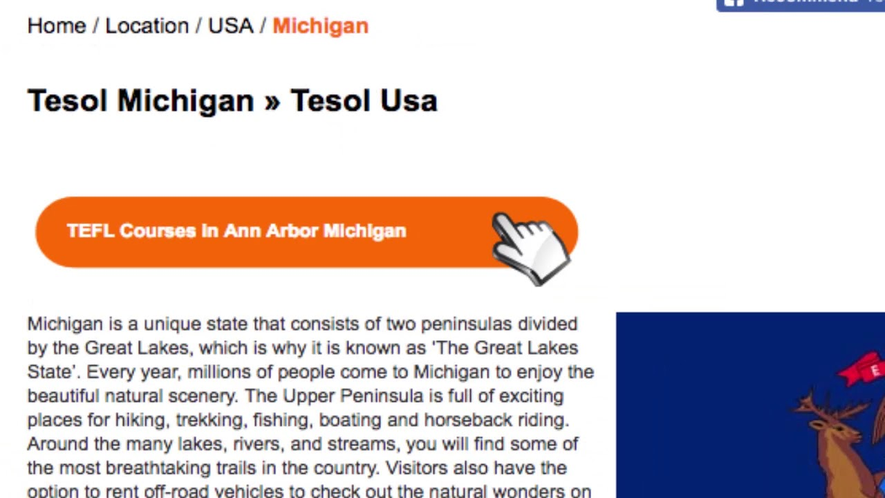 TEFL Locations by the Great Lakes | ITTT TEFL BLOG