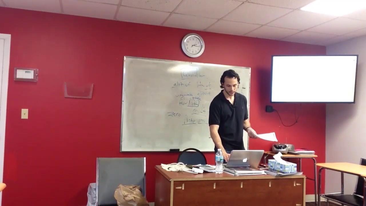 OTP English Lesson – Richard – Activate Phase – Game V