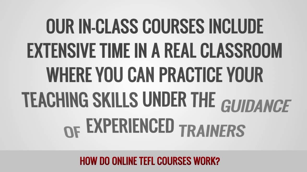 ITTT FAQs – How do online TEFL courses work?