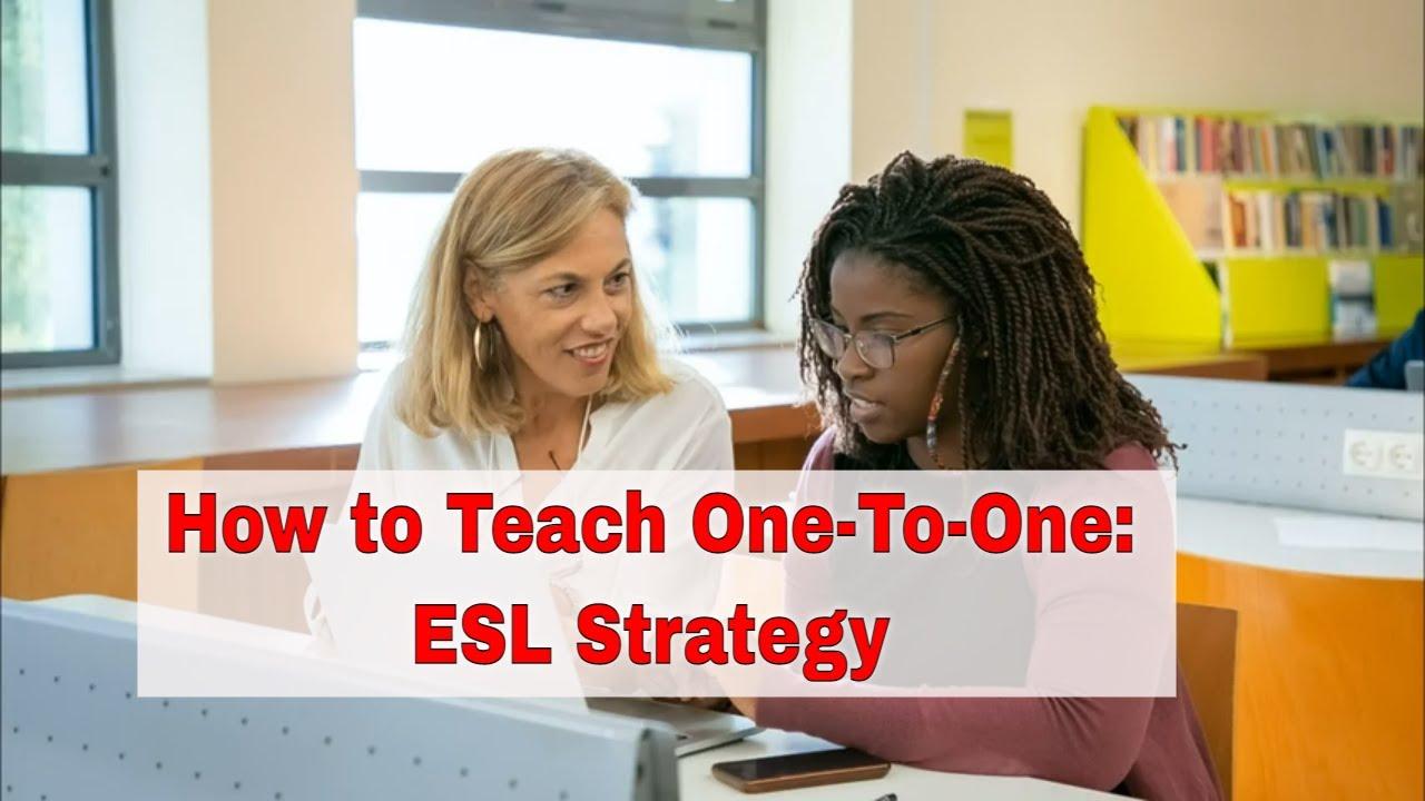 Why Should ESL Teachers Consider Teaching One-to-one | ITTT | TEFL Blog