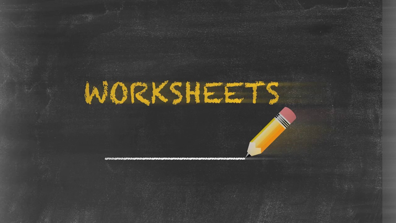 Overview of All English Tenses – Present Tenses Overview – Worksheets