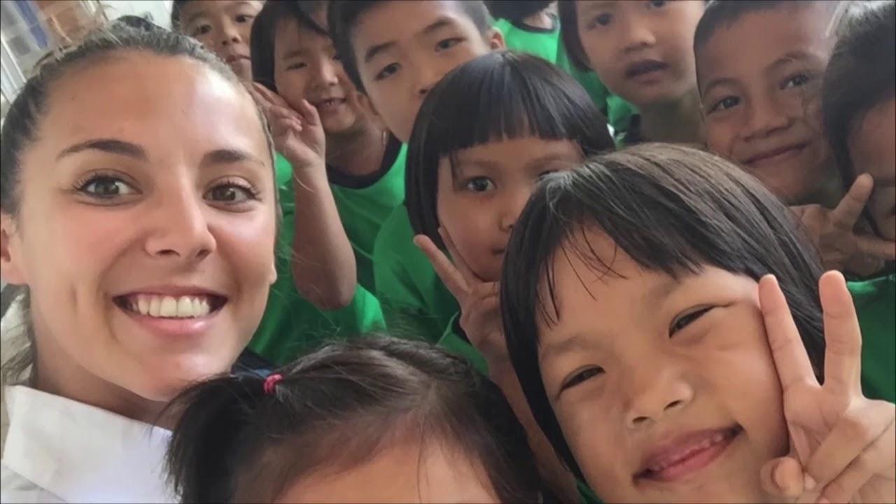 TESOL/TEFL Reviews – Video Testimonial – Carlota