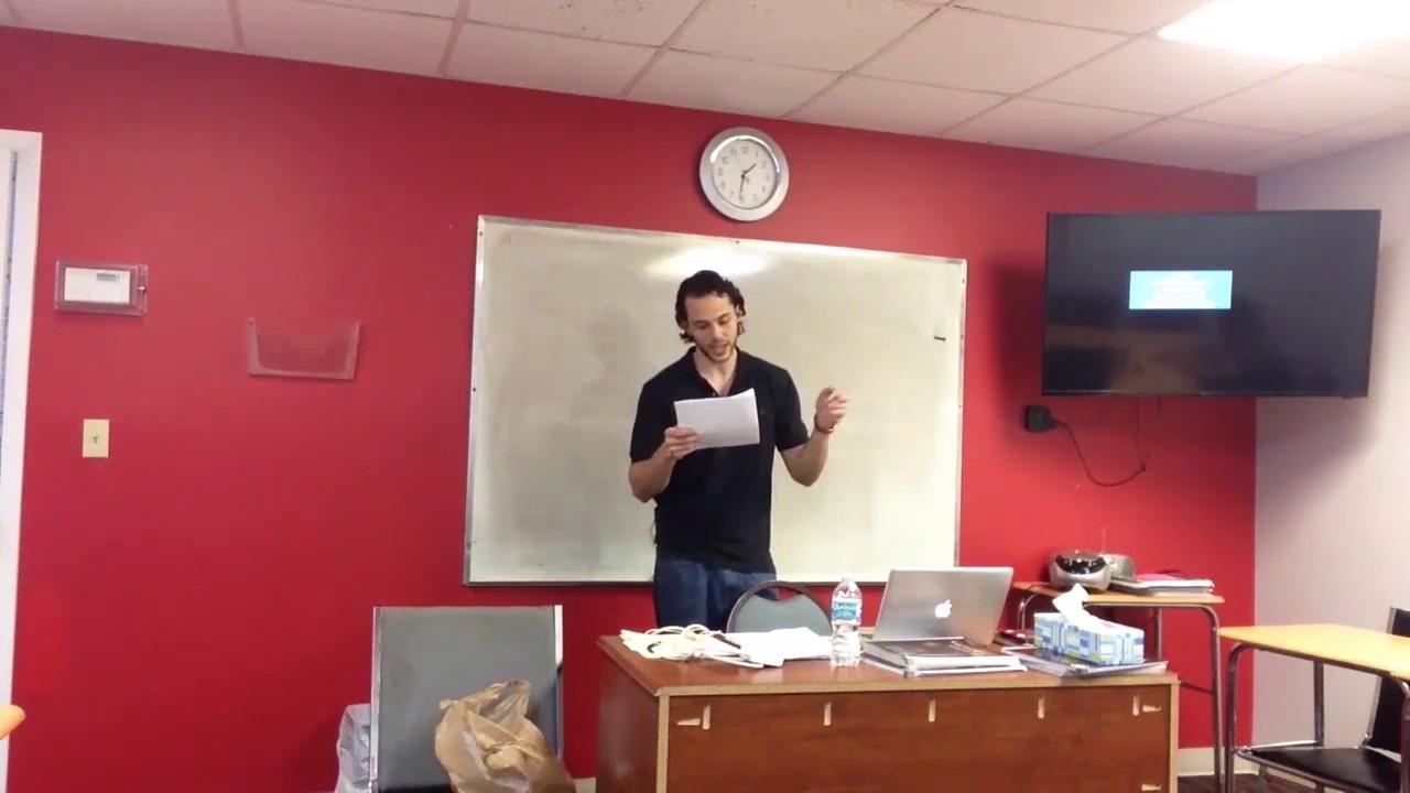 OTP English Lesson – Richard – Engage Phase – Quantifiers