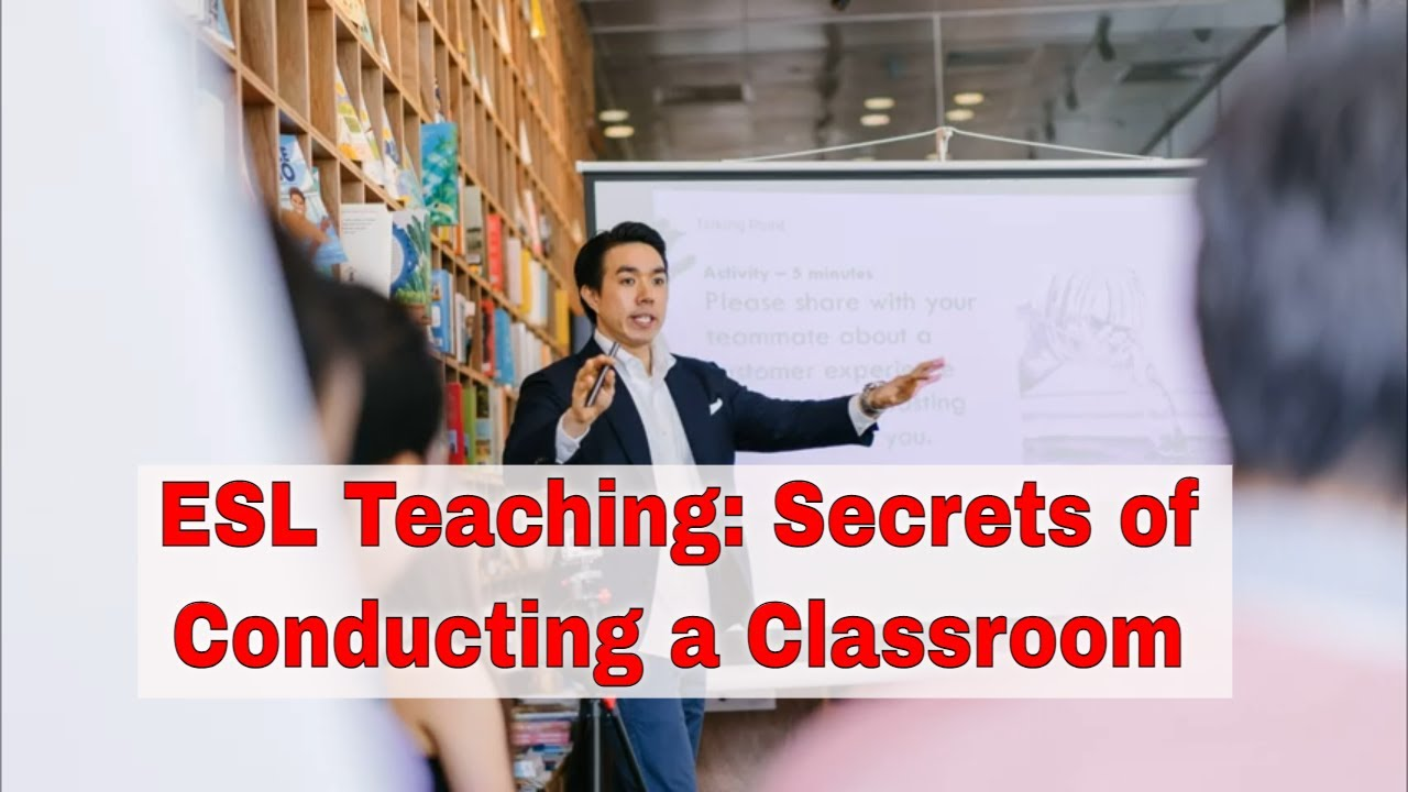 ESL Teacher as a Leader of an Orchestra | ITTT | TEFL Blog