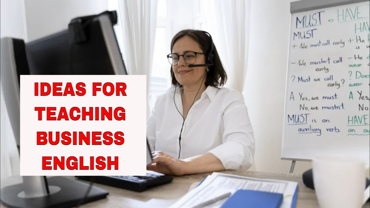 7 Great Resources for Teaching Business English – BBC Learning English