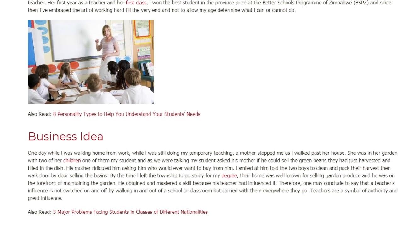 Role of the Teacher Jack of All Trades   ITTT TEFL BLOG