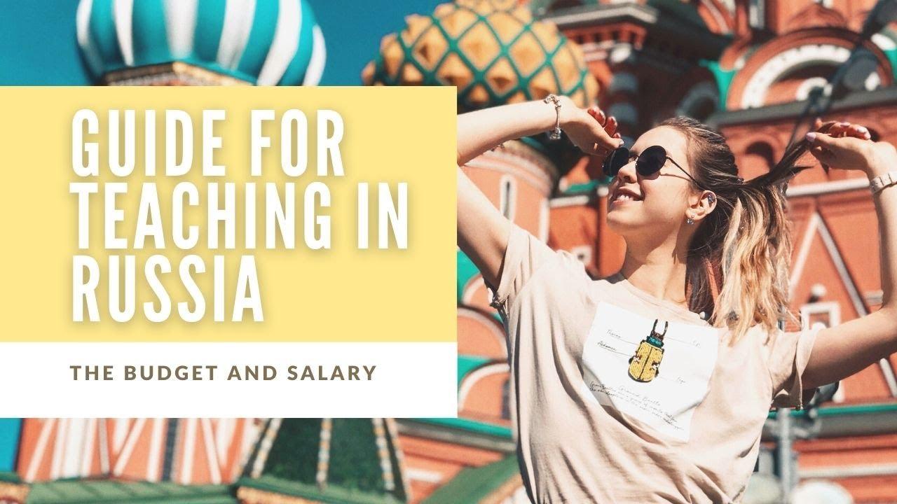 Teaching English in Russia   ITTT   TEFL Blog