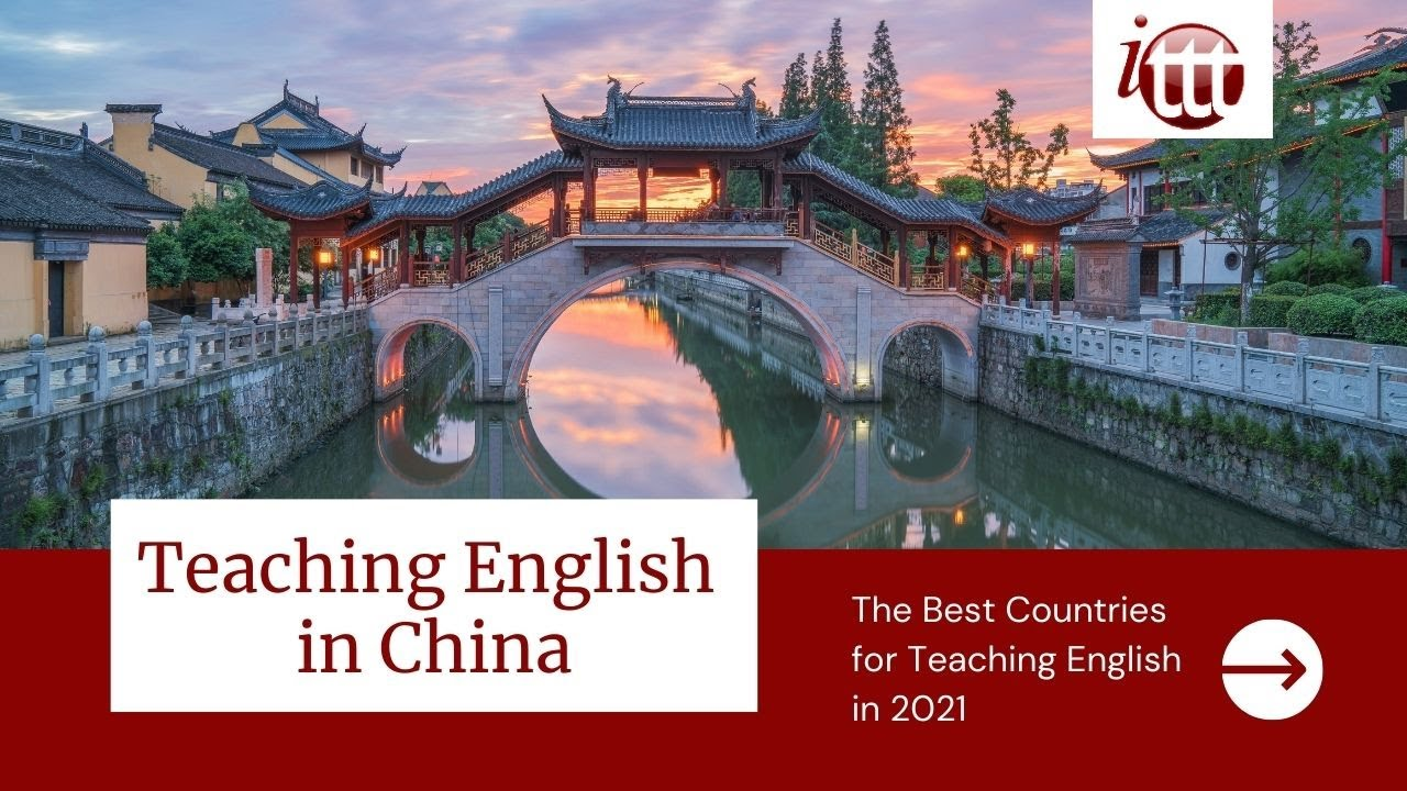 Teaching English in China in 2021 – What's it like? | ITTT TEFL and TESOL Training