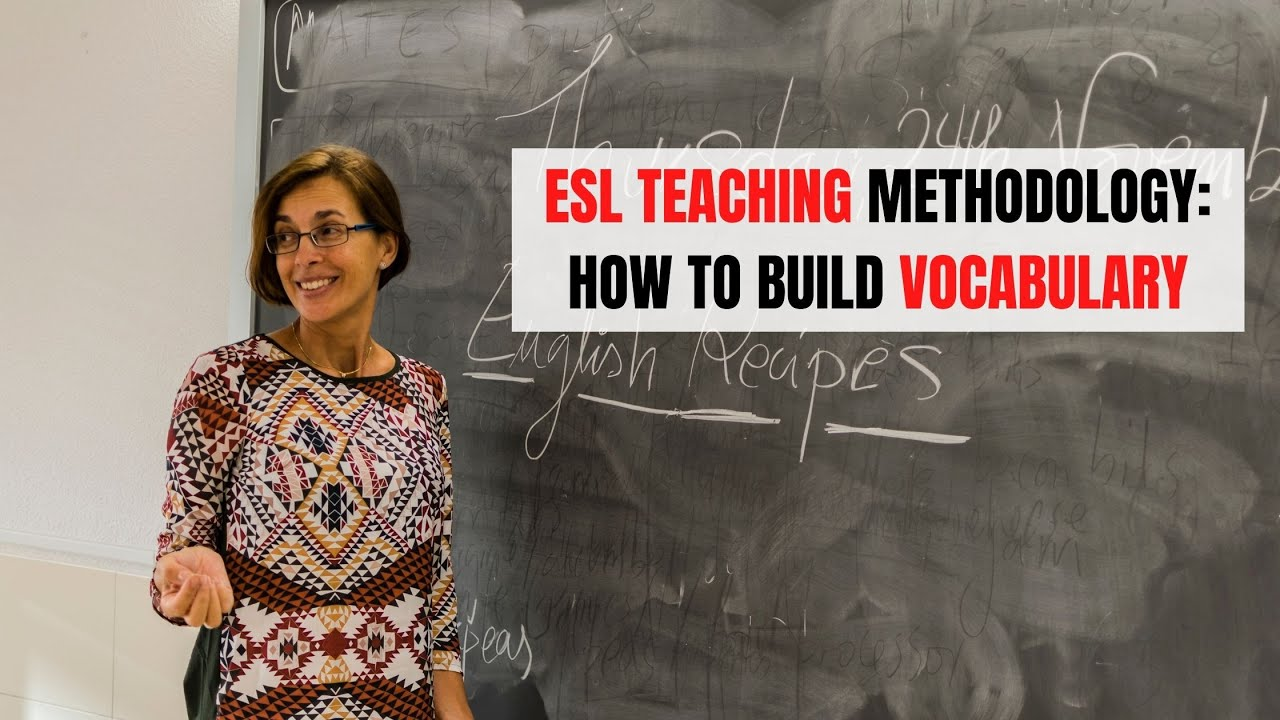 Methods of Teaching Vocabulary in the Classroom | ITTT | TEFL Blog