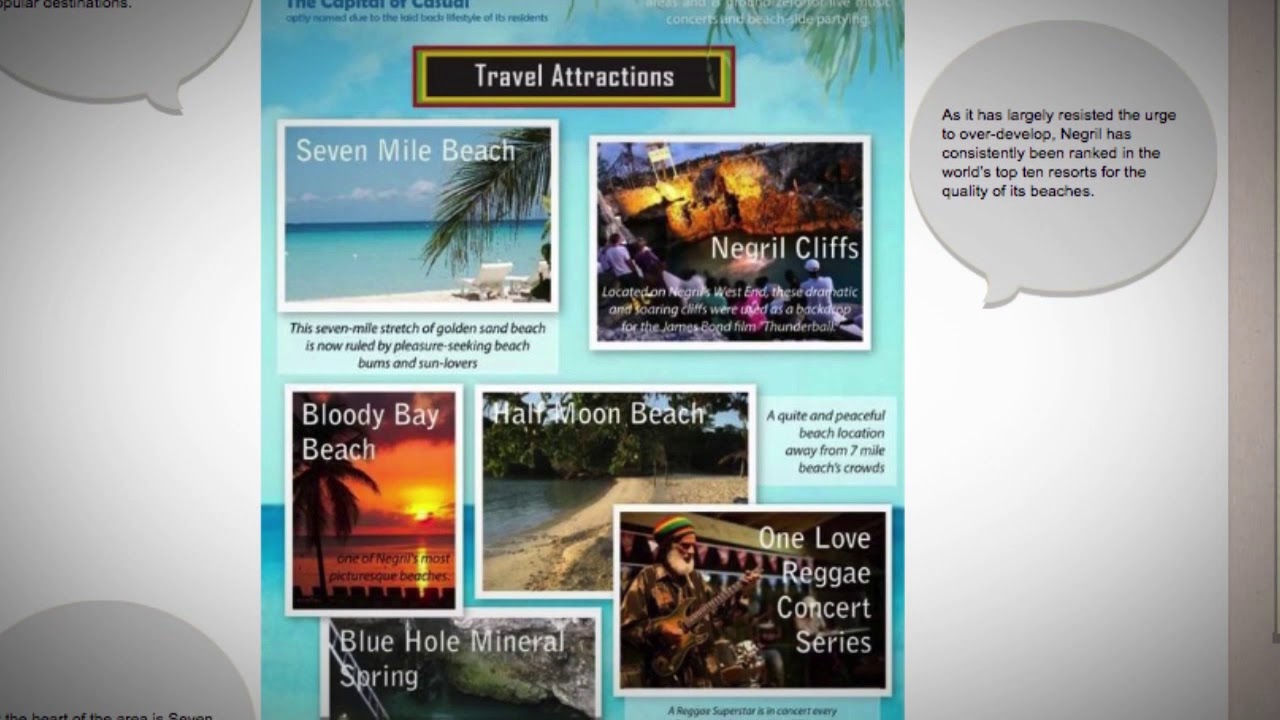 What are the best things to see and do in Negril, Jamaica?
