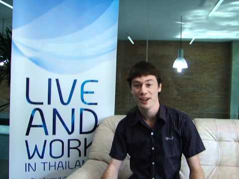 TESOL-TEFL Course in Thailand – Chiang Mai   Sebastien Gingras, from Canada
