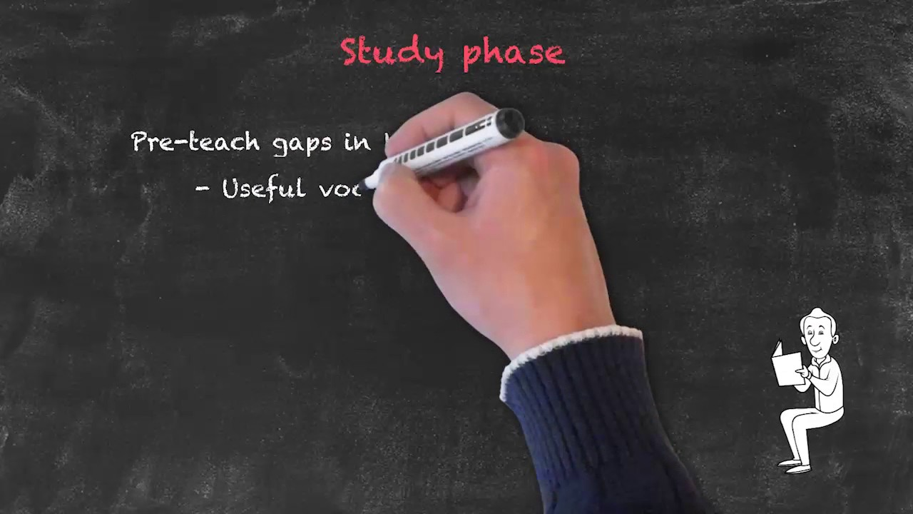 Productive and Receptive Skills in the EFL Classroom – Speaking Skills – Study Phase