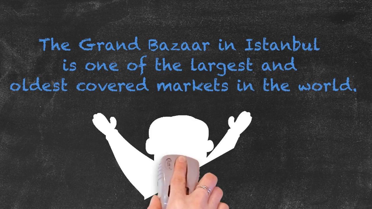 Bazaar vs Bizarre | Ask Linda! | English Grammar