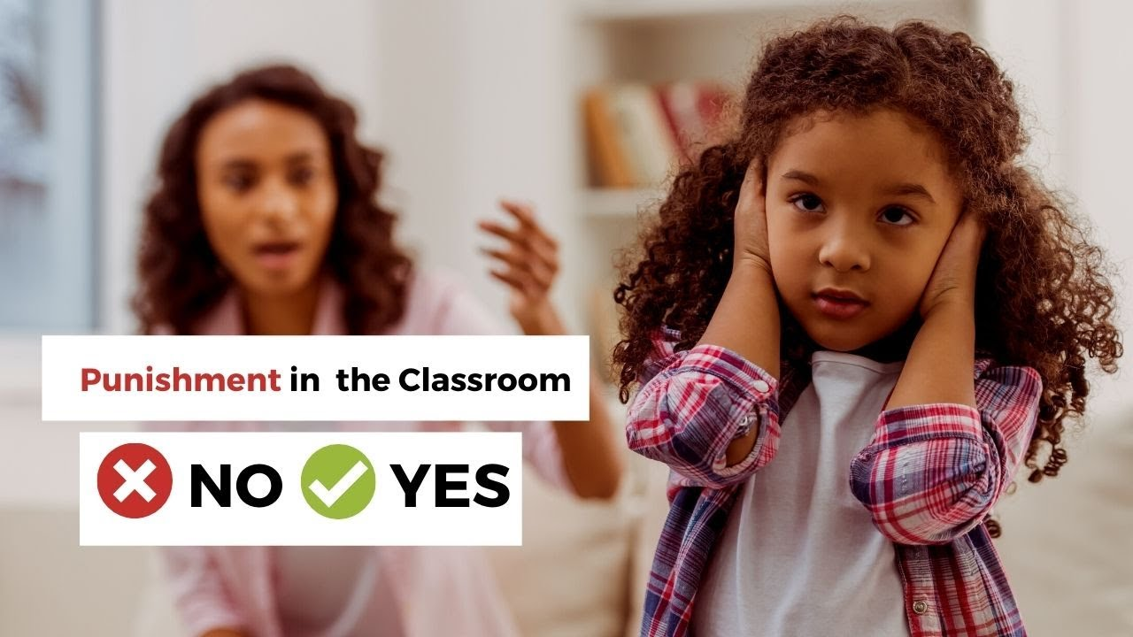 Punishment in the Classroom: Is it Correct or Not? | ITTT | TEFL Blog