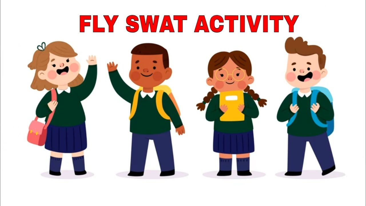 ESL Classroom Activity for Kinesthetic Learners – Fly Swat
