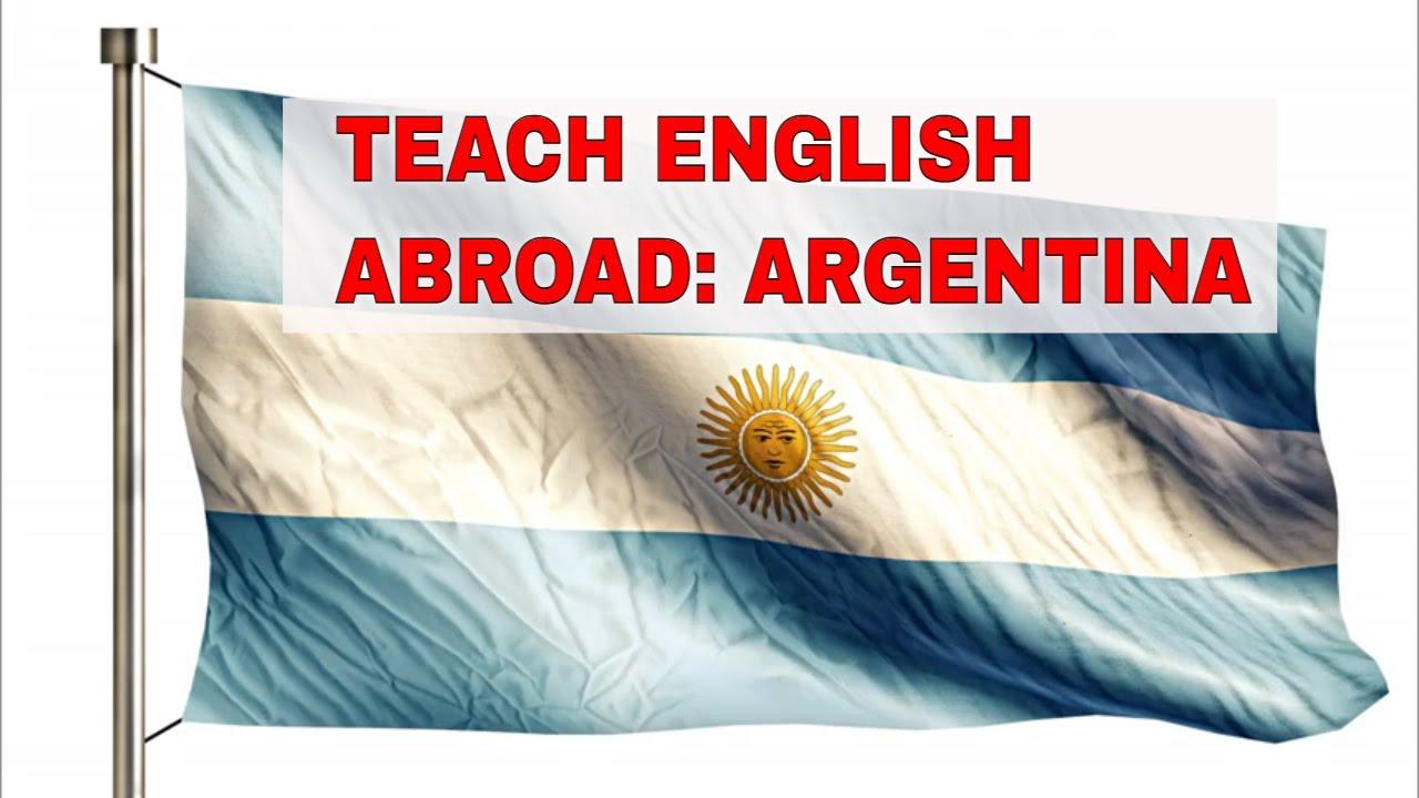 Teaching English Abroad: Argentina