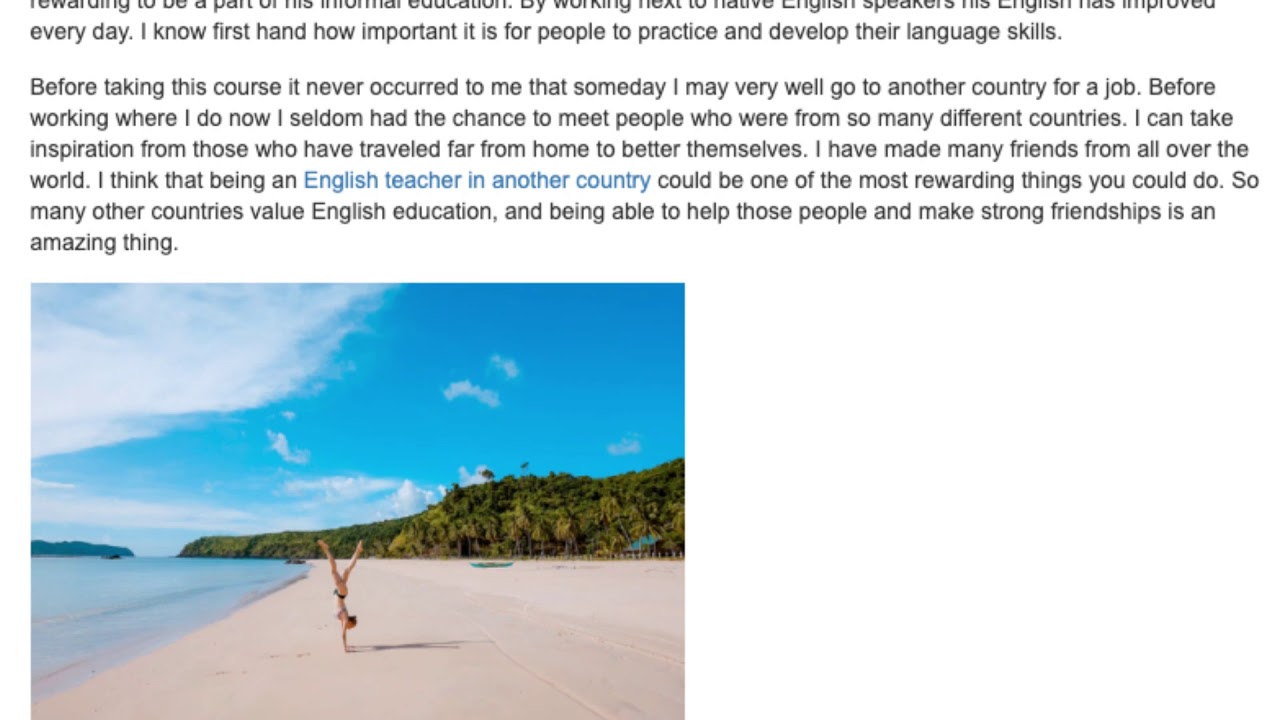 Why Complete a TEFL Course? – Is it really helpful?   ITTT TEFL BLOG