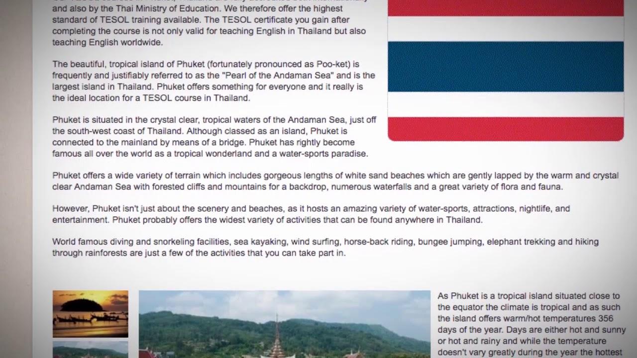 TEFL Locations in Southeast Asia | ITTT TEFL BLOG