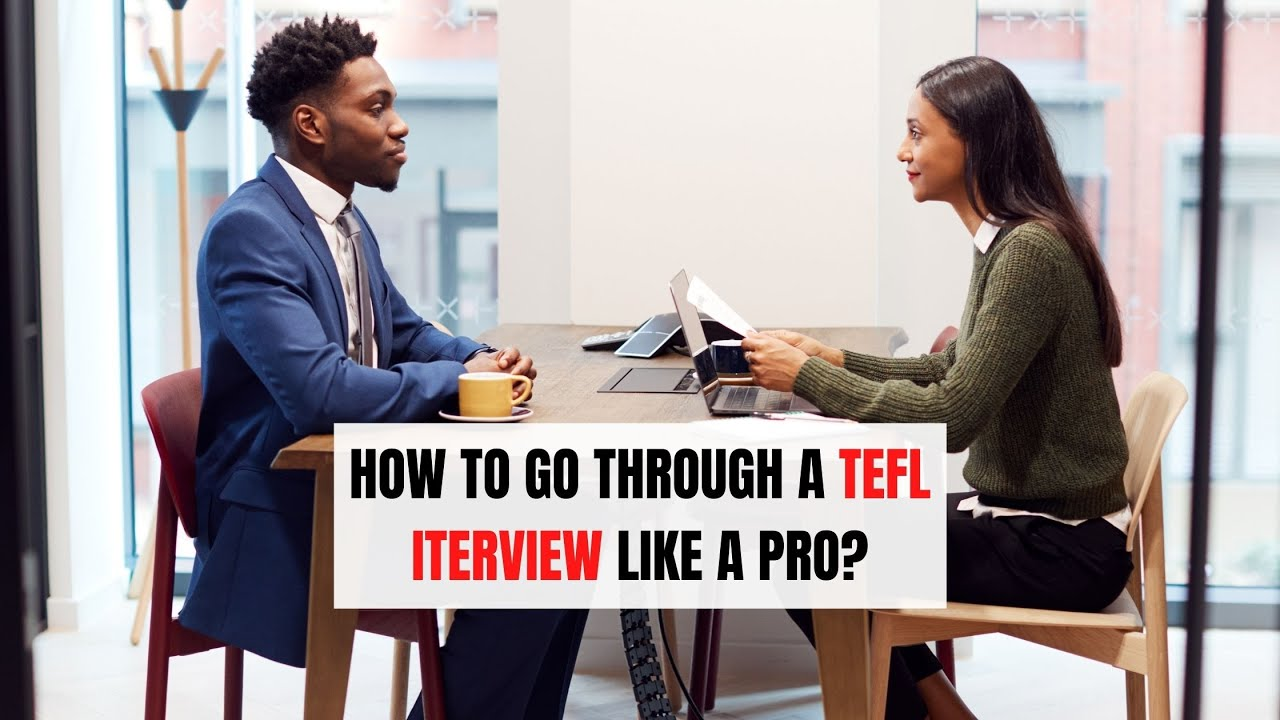 The 15 Most Asked Questions in a TEFL Interview | ITTT | TEFL Blog