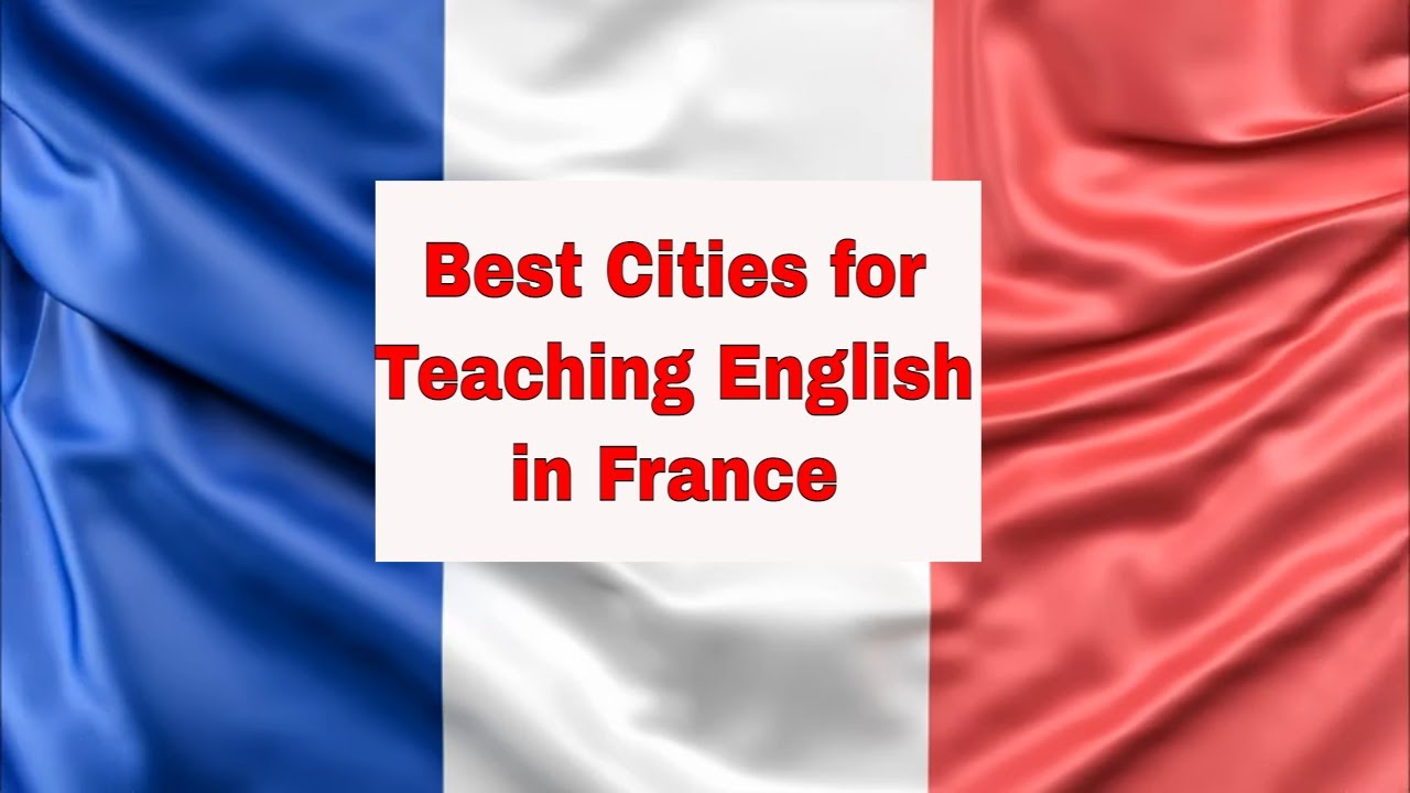 The Top City in France For Teaching English Abroad – Nice