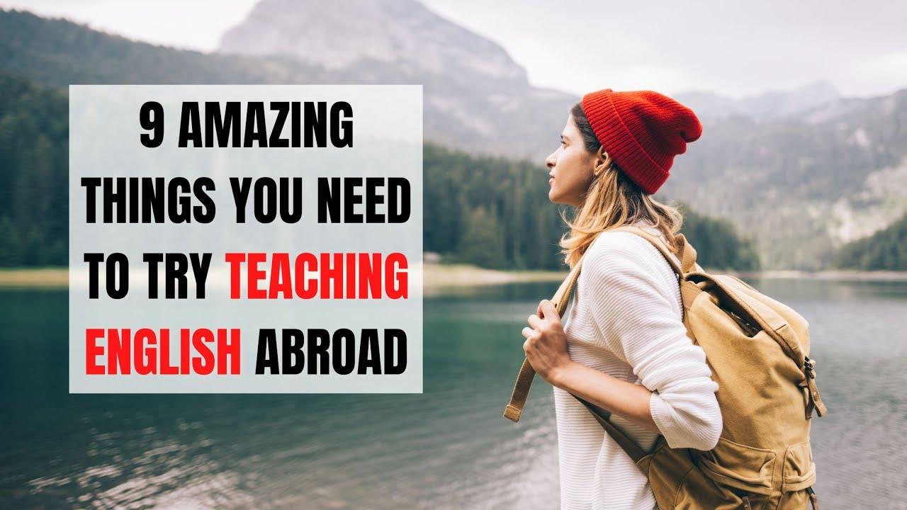 9 Hobbies for EFL Teachers Teaching English Abroad EFL
