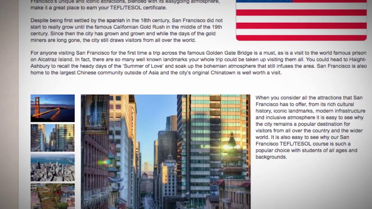 TEFL Locations with the Most Beautiful Skylines | ITTT TEFL BLOG